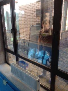 Чистим окна